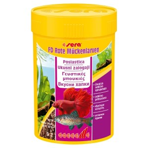 Sera FD-Bloodworms-100ml